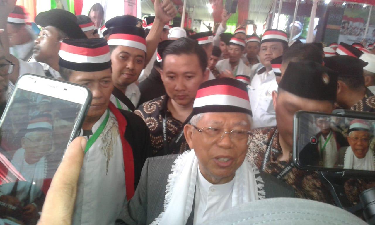 Silahturahmi Nasional 4.000 Kyai Dan Pengasuh Pondok Pesantren Se-Indonesia