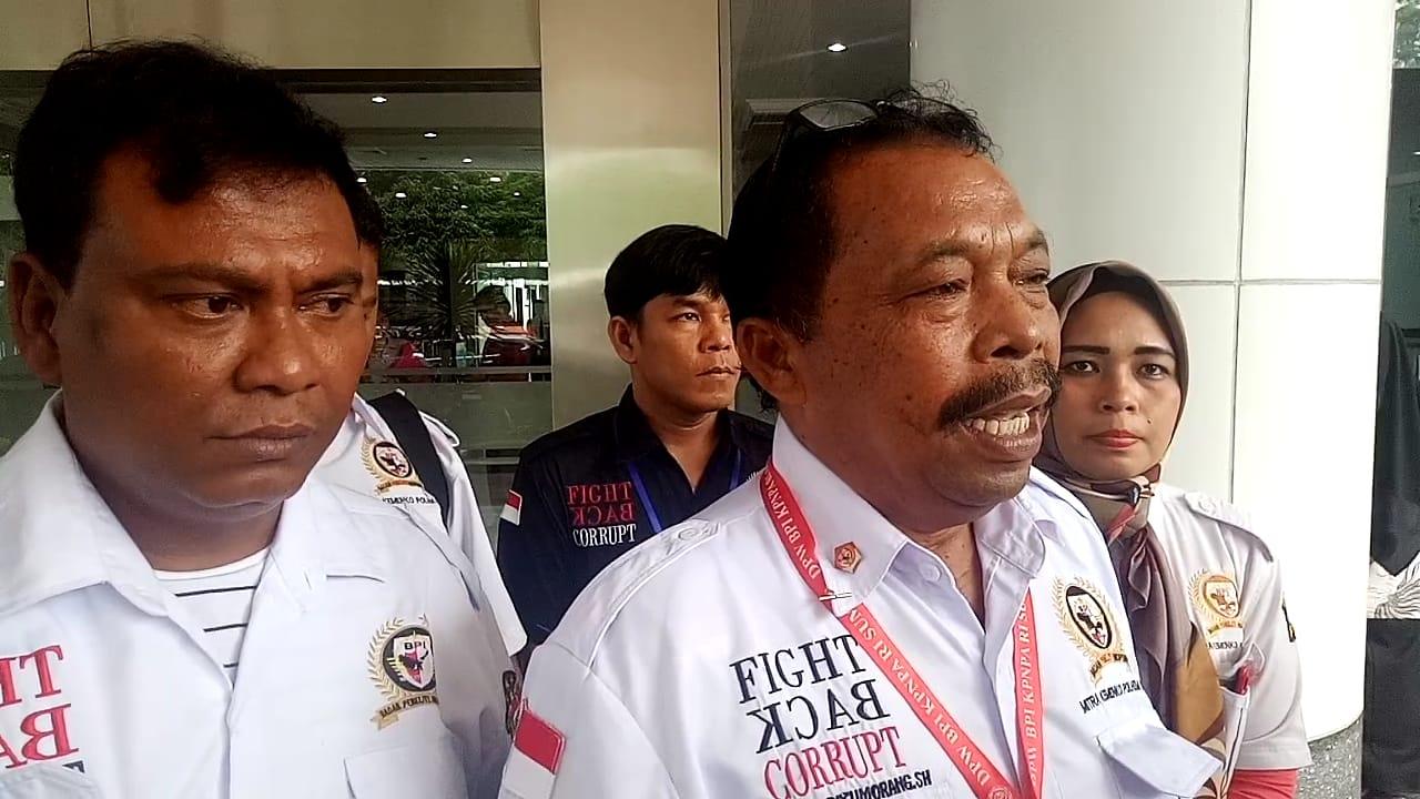 BPI KPNPA RI Meminta Agar Mengungkap Oknum-Oknum Yang Terlibat, Terkait Kasus HS