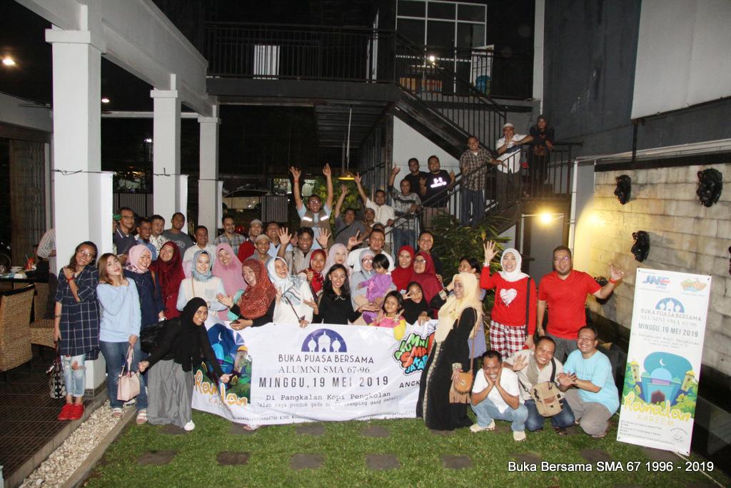 Ikatan Alumni SMAN 67 Halim Perdanakusuma Adakan Buka Puasa Bersama