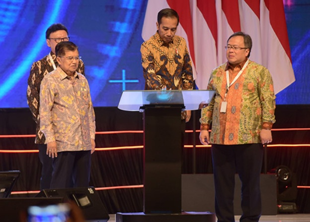 Buka Musrenbangnas, Presiden: Indonesia Bisa Masuk 4 Besar Ekonomi Terkuat Dunia