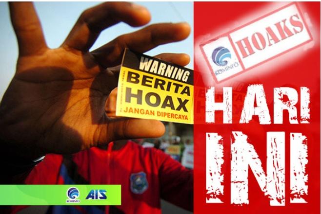 Hoaks! Jokowi Perintahkan Polisi Tembaki Rakyat
