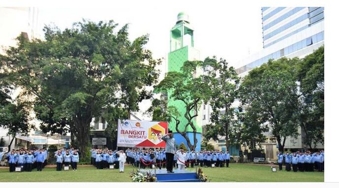 Peringati 111 Tahun Harkitnas, Menkominfo Tekankan Pentingnya Persatuan