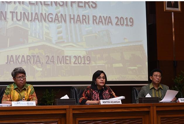 THR Untuk PNS, Prajurit TNI, Anggota Polri, Dan Pensiunan Dicairkan Serentak 24 Mei 2019