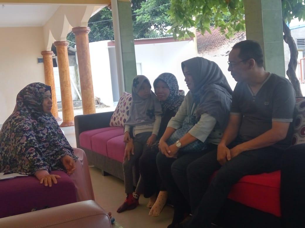 Ikatan Alumni SMP 4885 Jakarta Berikan Santunan Kepada Anak Yatim-Piatu Yayasan Manarul Ichsan