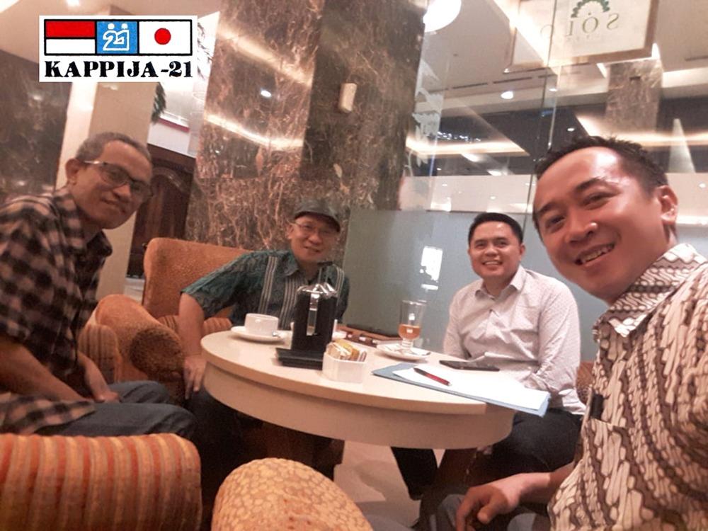 Mulyono Lodji: Kappija-21 Siap Gelar RLF di Bali