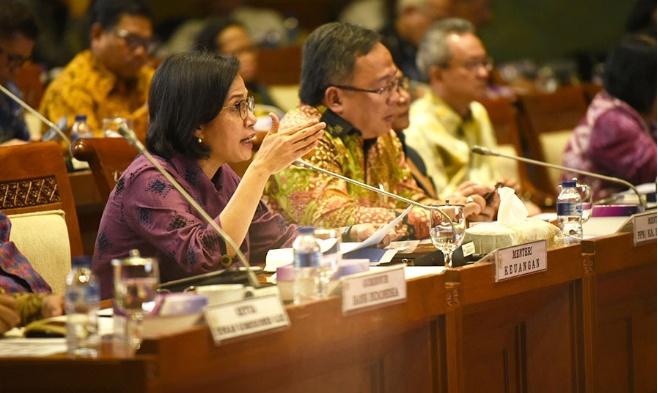 Utang Luar Negeri Indonesia April 2019 Terkendali