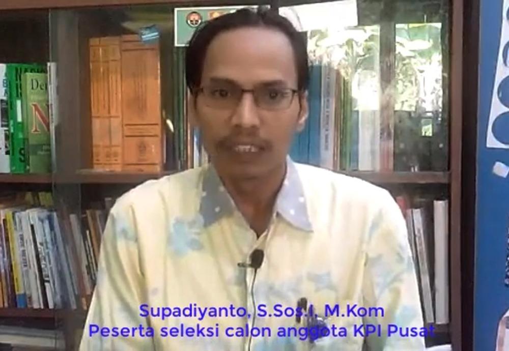 Langgar Peraturan, Peserta Seleksi Anggota KPI Pusat Sampaikan Protes