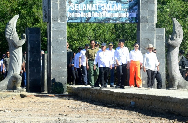Prioritaskan Konservasi, Presiden Ingin Wisatawan ke Pulau Komodo Dibatasi