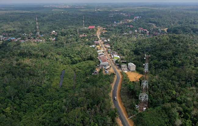 Pemindahan Ibu Kota Untuk Pacu Pemerataan Dan Keadilan Di Luar Pulau Jawa