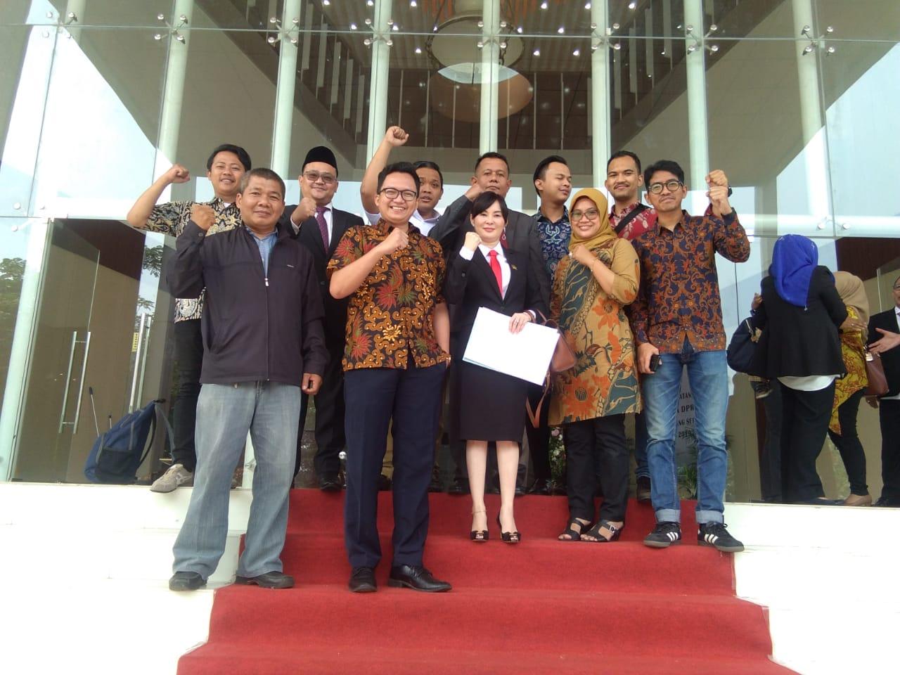 Li Claudia Chandra Resmi Dilantik Pengangkatannya Anggota DPRD Tahun 2019-2024 Kota Tangerang Selatan