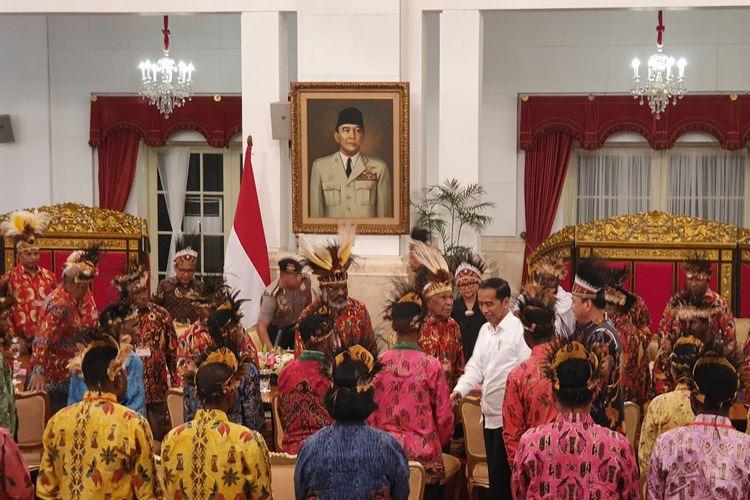 Kerja Senyap Kepala BIN, Sang Inisiator Pertemuan Para Tokoh Papua Dengan Presiden Jokowi