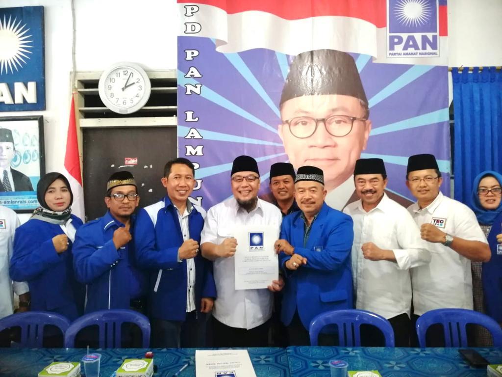 TEC Siap Hibahkan Tenaga Dan Pikiran Membangun Lampung Selatan