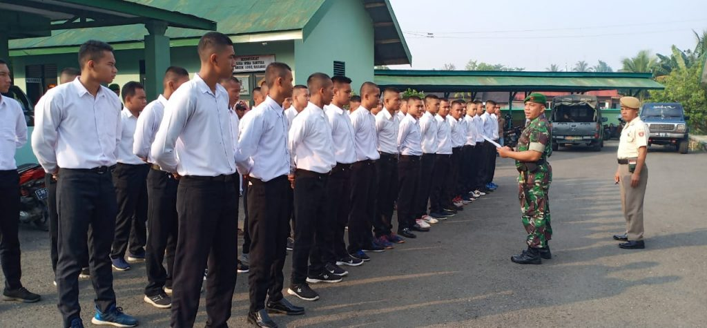 Puluhan Putra Hulu Sungai Tengah Ikuti Seleksi Cata PK Gelombang II 2019