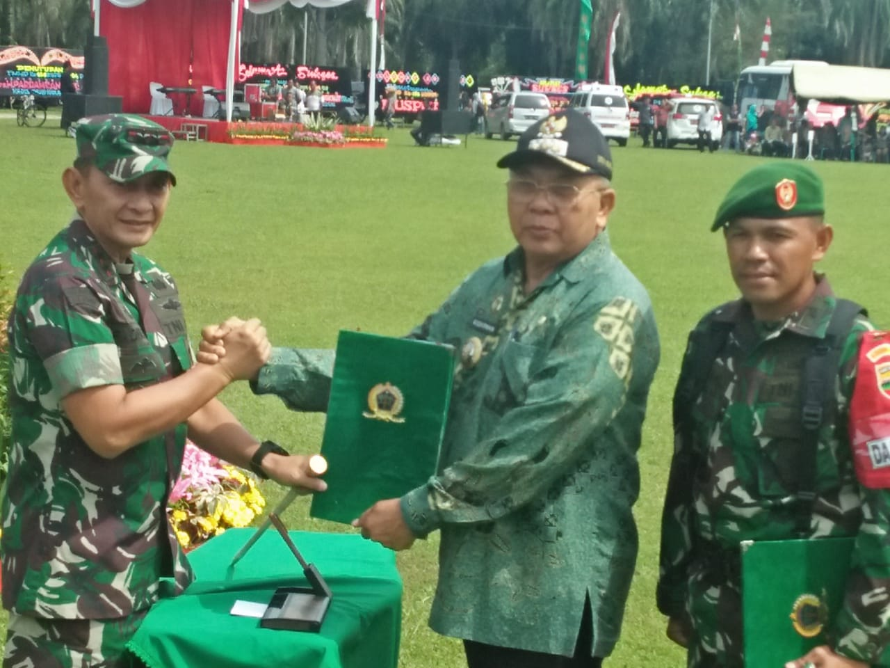 Pangdam l/BB Resmi Tutup TMMD Ke-106 Kodim 0204/Deli Serdang