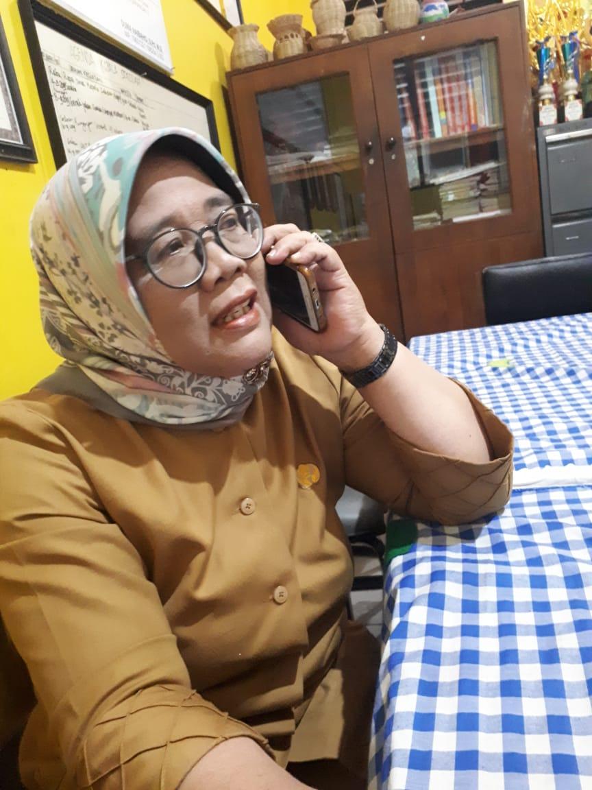 Enung Priatni, Spd Siap Meningkatkan Mutu Pendidikan Di Kota Tangerang