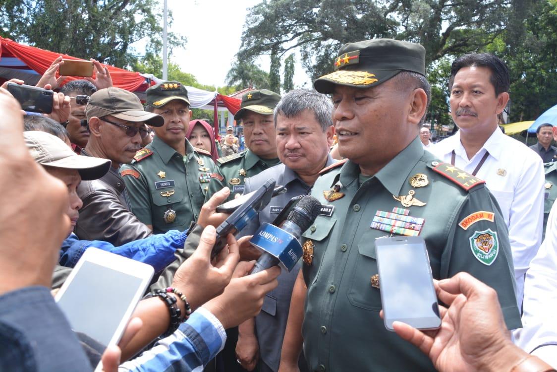 Jelang Hari Juang TNI AD, Kodam III/Siliwangi Gelar Bakti Sosial
