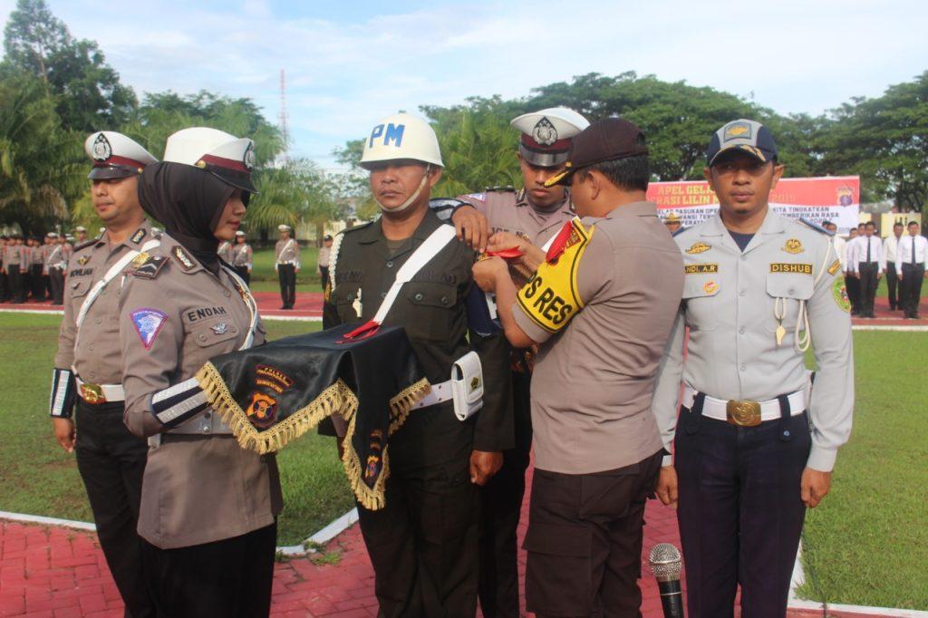 Sinergi TNI-Polri Gelar Pasukan Operasi Lilin Mahakam 2019
