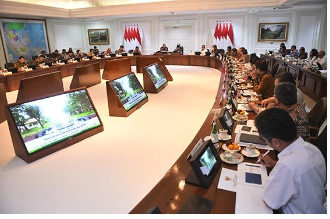 Presiden: Perpindahan Ibu Kota Untuk Percepatan Transformasi Ekonomi