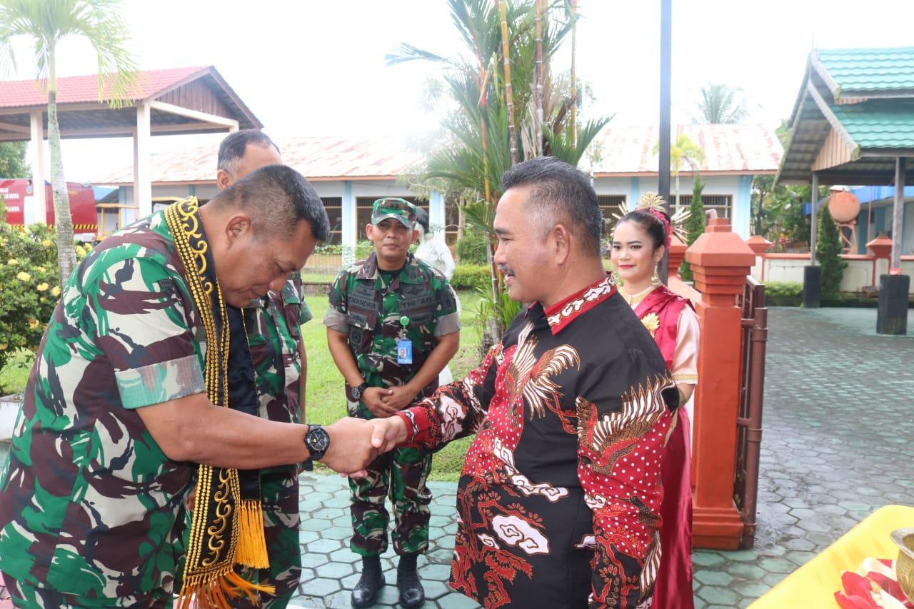 Kepala Staf Umum TNI, Letjen TNI Joni Supriyanto Kunjungi Wilayah Kaltara.