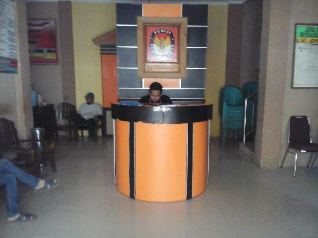 KPU Kepulauan Selayar  Lepas Pengumuman Recruitmen Penyelenggara Badan Adhoc Pilkada 2020