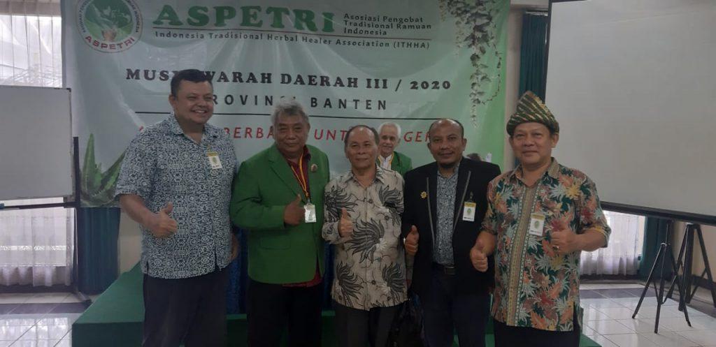 Pemilihan MUSDA III ASPETRI Ketua Pengda Banten 2020 – 2024