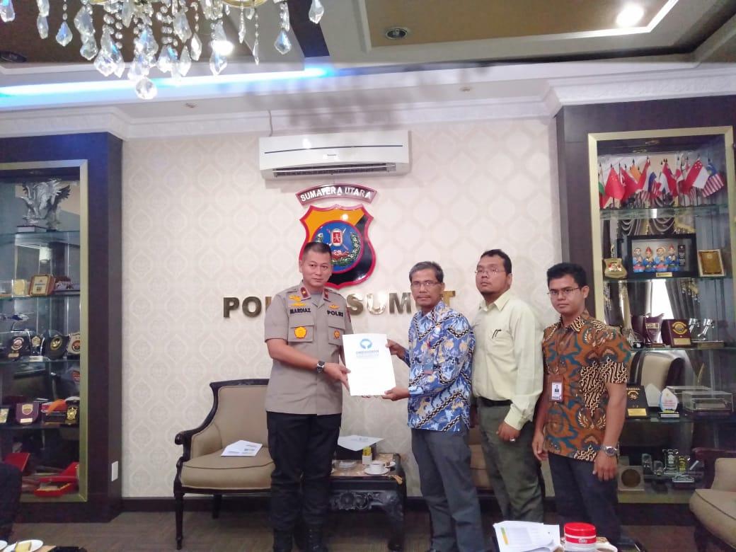 Survei Kepatuhan Layanan Ombudsman:  Polres Tanjung Balai Kategori Hijau