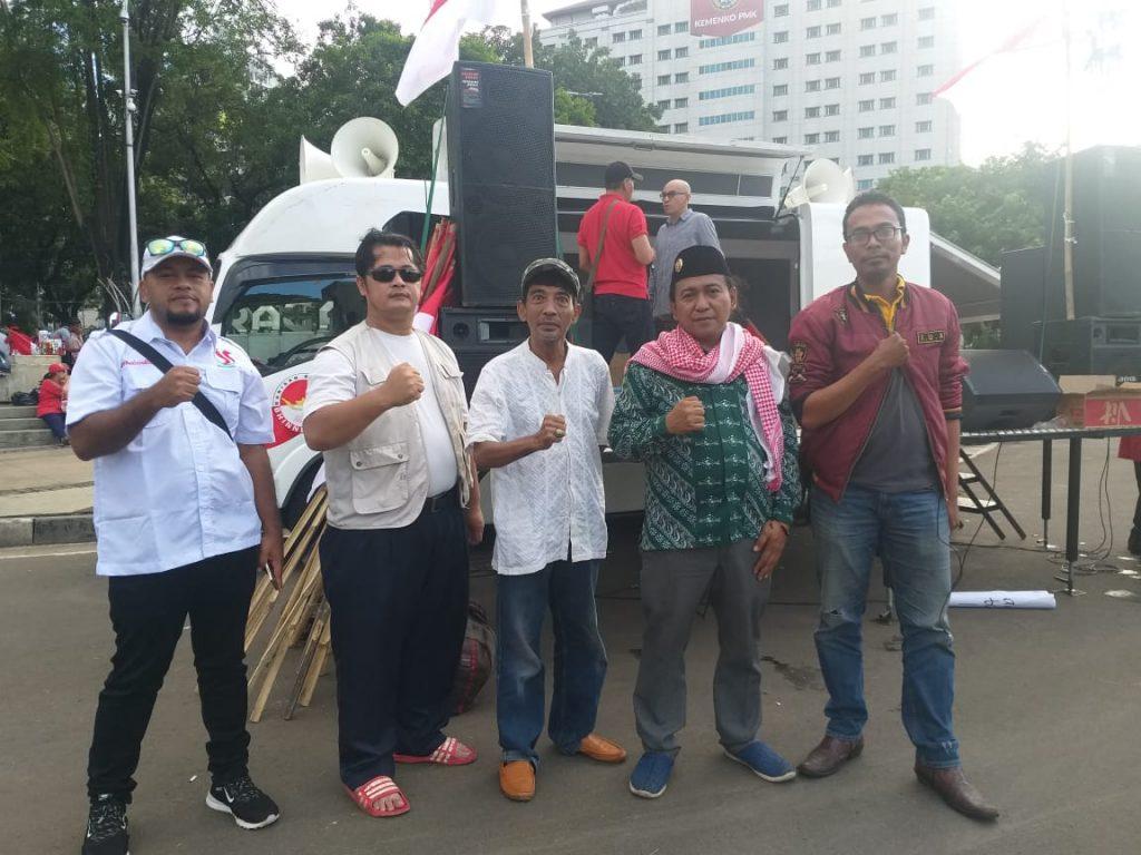 """Relawan Persatuan Nusantara,""""Tolak 600 Eks WNI Teroris ISIS"""""""