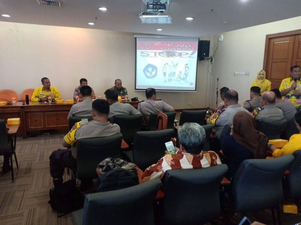 Polres Jakarta Barat Adakan Pembinaan Penyuluhan Hukum Tawuran Di Kalangan Pelajar