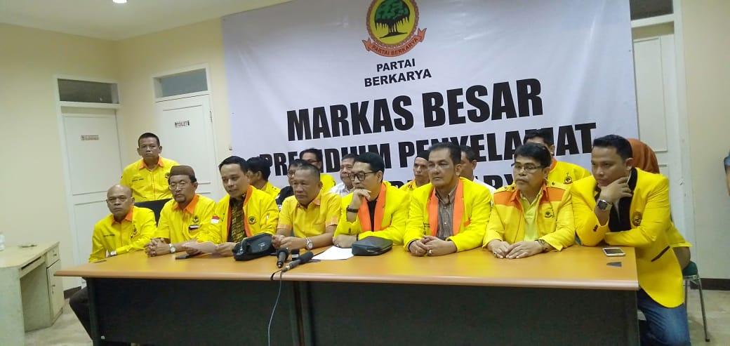 Partai Berkarya Evaluasi Melalui Percepatan MUNASLUB Untuk Penyelamatan