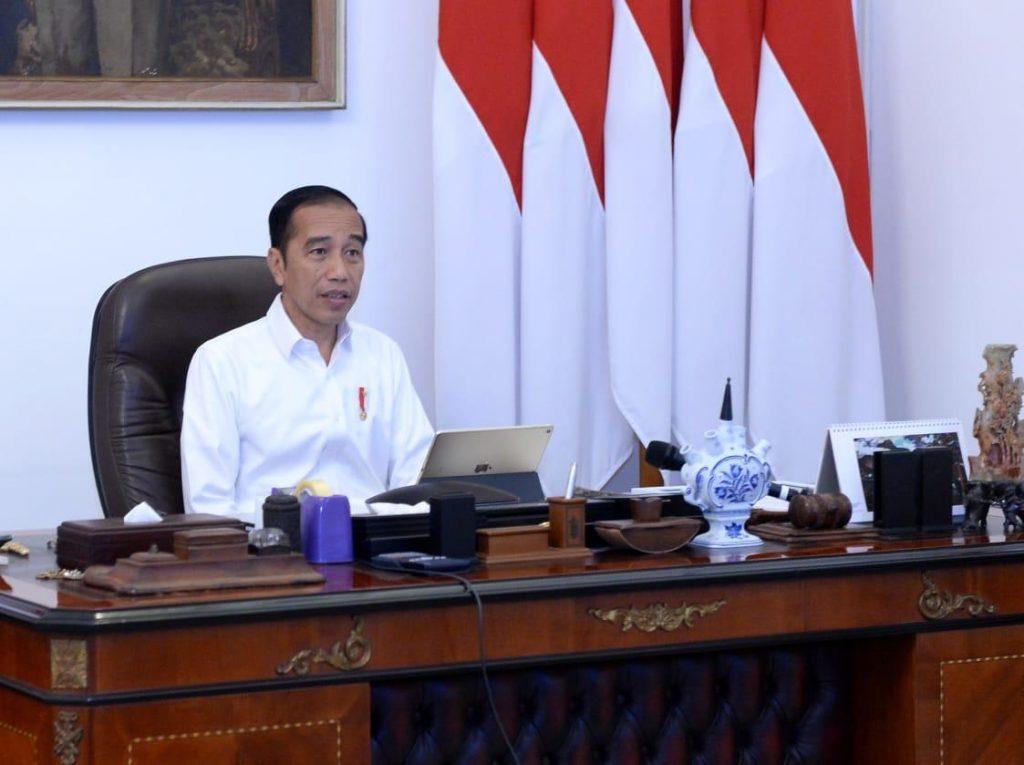 Presiden Jokowi: Penerima Insentif Gas Industri Harus Mampu Berikan Nilai Tambah Bagi Perekonomian