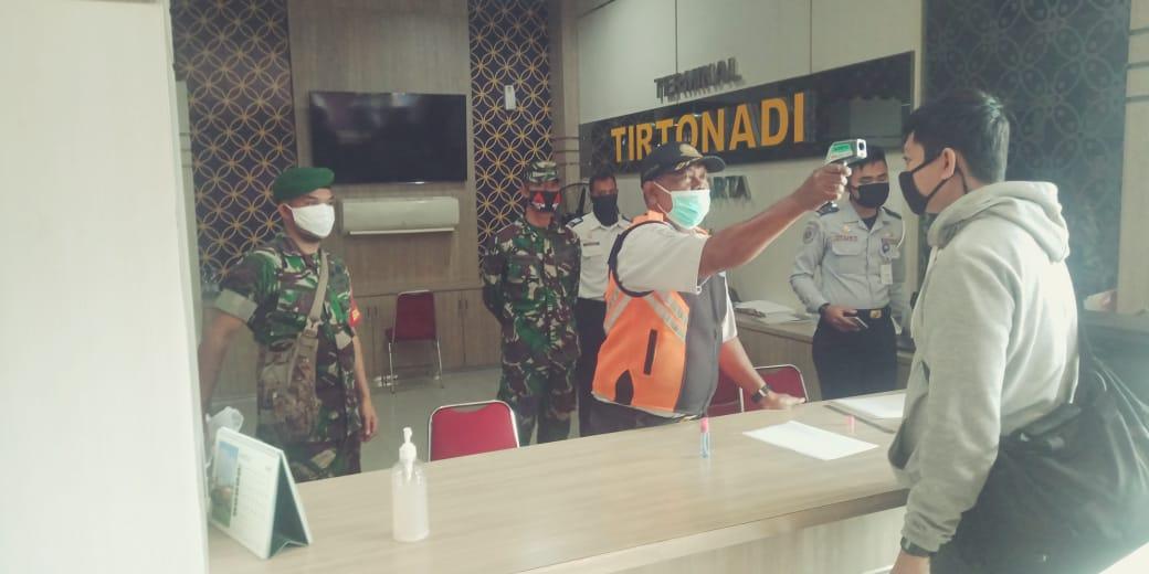 Kapten Inf Narno, Minta Masyarakat Ikuti Anjuran Cegah Covid – 19.