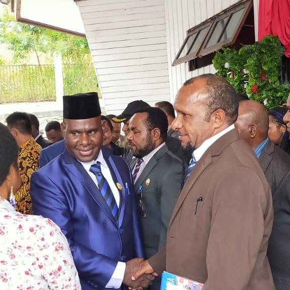 Ketum AHY Memberikan Amanah kepada Putra Papua Dalam Kabinet Kerjanya