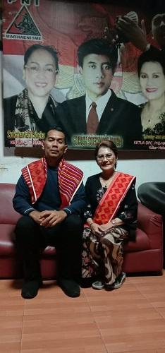Hikmah Kain Kenegaraan Karo' Wakil Bupati Sumatera Utara Kepada Bunda Susi Pendo'a Nusantara Indonesia Baru 2020