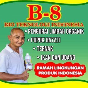 Pengolahan B. 8 Bio Teknologi Indonesia' Mikrobiologi Dengan Daur Ulang Limbah Organik