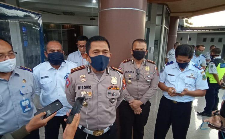 Hari Ke-14 Operasi Ketupat Kalimaya 2020, Ditlantas Polda Banten puterbalikan 252 kendaraan