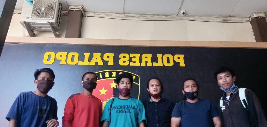 Kabag Humas Unanda Di Anggap Tak Serius.Perwakilan Lembaga Se-unanda Mendatangi Polres Palopo