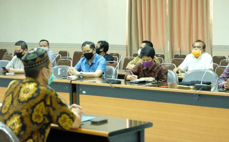 Pastikan Tidak Terjadi Kelangkaan Stok Dan Lonjakan Harga, Ditbinmas Polda Banten Gelar Rapat Kordinasi