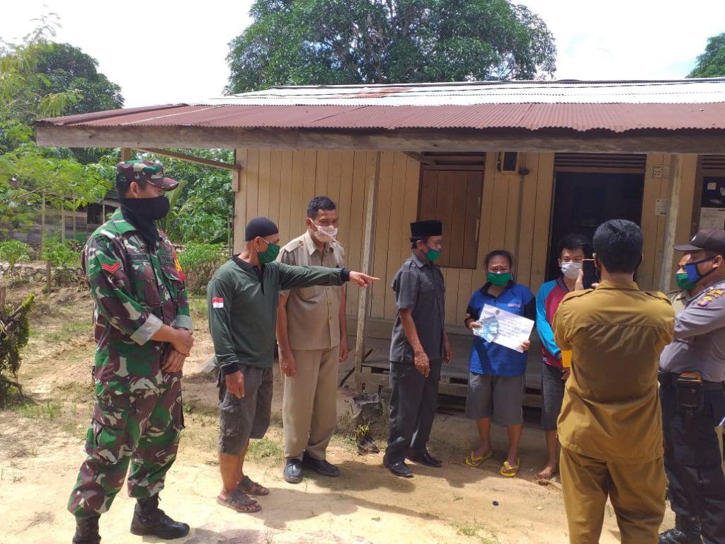 BLT Dana Desa Cair, Kemendes: Penyalurannya Didampingi Babinsa