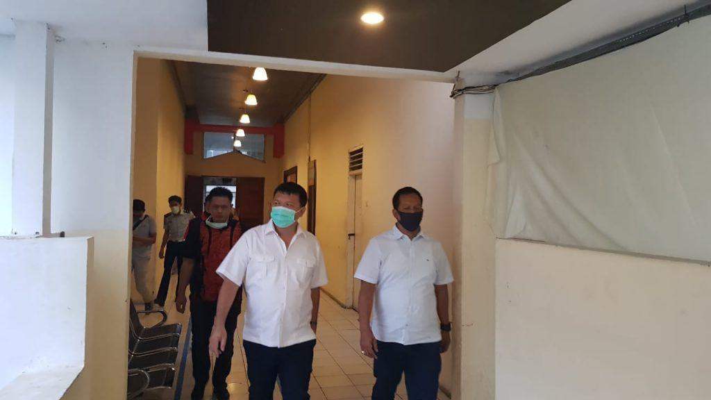 Kunjungan Direktorat Jenderal Pemasyarakatan ke Lembaga Pemasyarakatan Kelas 1 Tangerang