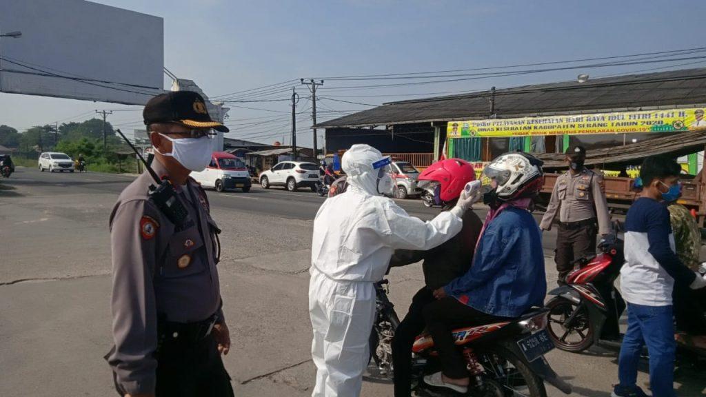 Kompol Sukirno: Pengguna Jalan Sudah Mulai Menyadari Penggunaan Masker