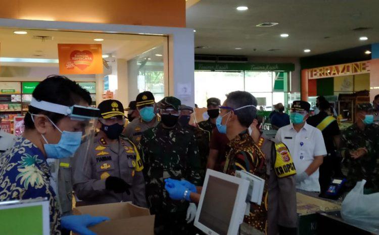 Jelang Penerapan New Normal, Kapolda Banten Kunjungi Ruang Publik Di Tangerang