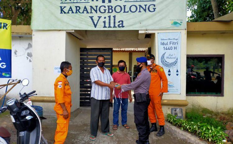 Ditpolairud Polda Banten Rutin Patroli Berikan Himbauan Kepada Pengunjung Pantai Dan Pelaku Usaha Di Sekitar Pantai