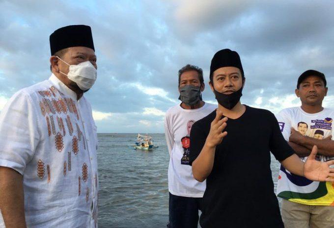 Di Tengah Pandemi, Ketua DPD RI Serap Aspirasi Nelayan Banyuwangi