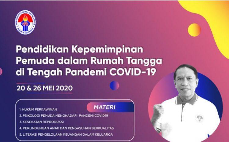 Kepemimpinan Pemuda Dalam Rumah Tangga Di Tengah Pandemi Covid-19