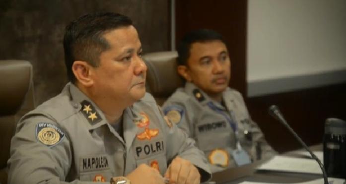 Pejabat Kepolisian Membahas Ancaman, Tantangan Dan Pengalaman Selama Covid-19