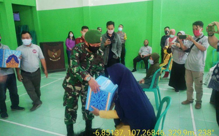 Alumni AKABRI 89 Gelar Baksos Di Cianjur