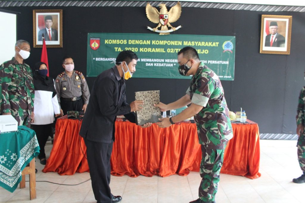 Dandim 0734/ Yogyakarta : Yogya Kota Wisata, Harus Disiplin dan Peduli Untuk Hadapi Corona