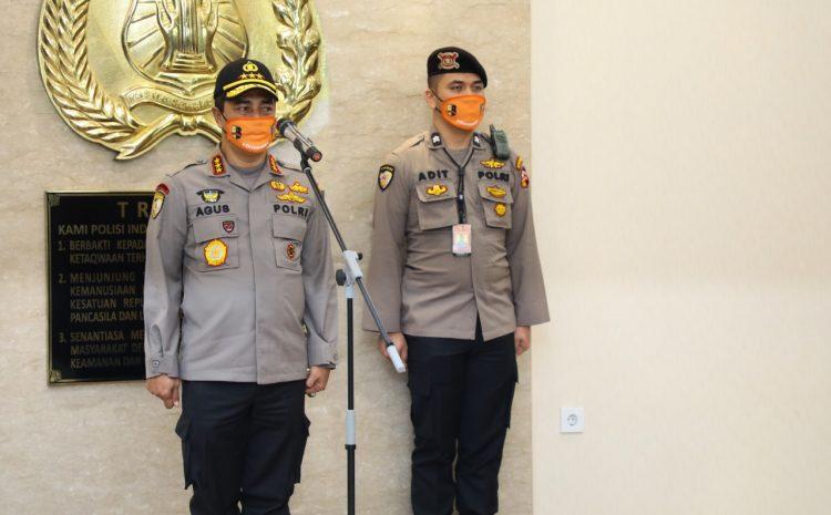Jelang HUT Bhayangkara 74, Komjen Pol Agus Andrianto: Teruslah Berbuat Baik