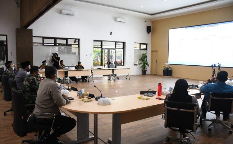 Danrem 081/DSJ Siap Tindak Lanjuti Arahan Panglima TNI Dan Kapolri Dalam Penanganan Covid 19