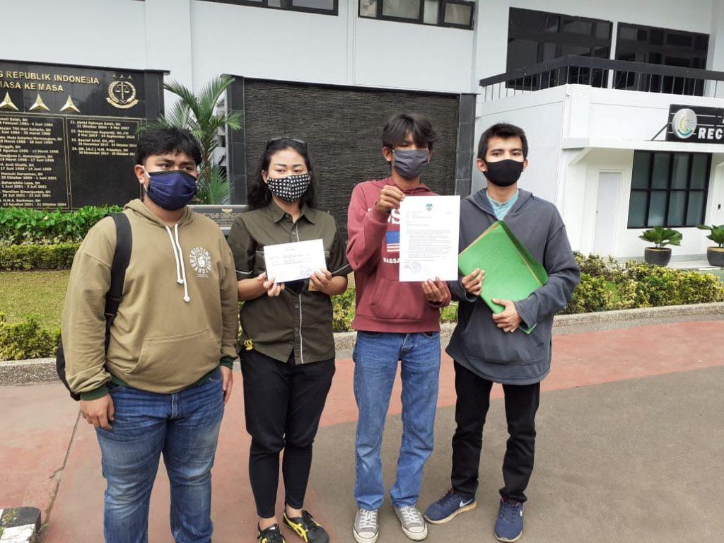 Lelang Meubeler Rumah Dinas Anggota DPR RI Diduga Syarat KKN, Aktivis Lapor Ke Jaksa Agung